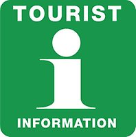 Turistinformation logo